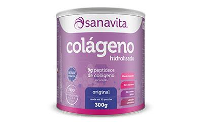 Colágeno Hidrolisado Sanavita – Original